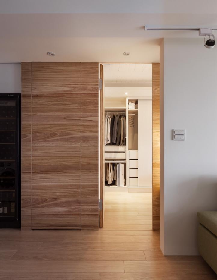 mažas modernus butas