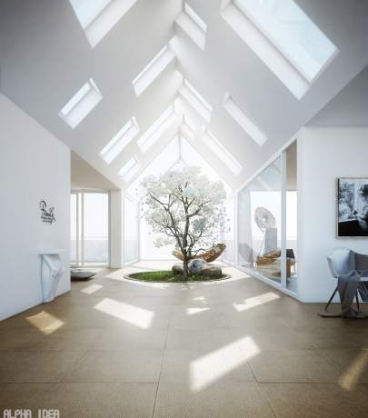 Skylights beauty