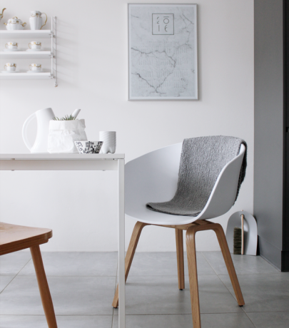 Hay About a chair - a Scandinavian chair