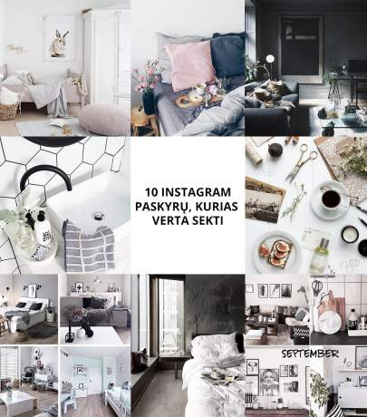 10 Instagram accounts to follow for home