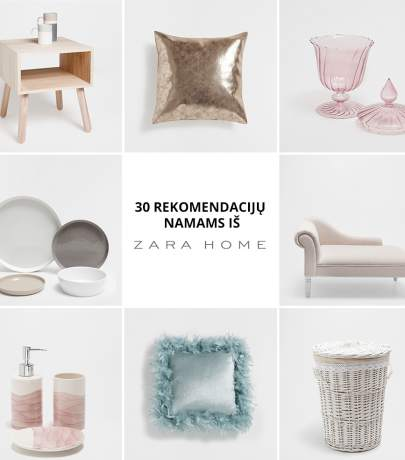 30 things to buy from Zara Home