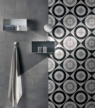 3 tips how to mix and match tiles in bathroom