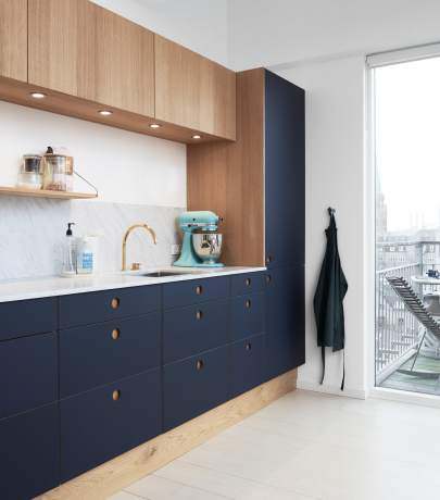 Reform renews and makes extraordinary IKEA kitchens