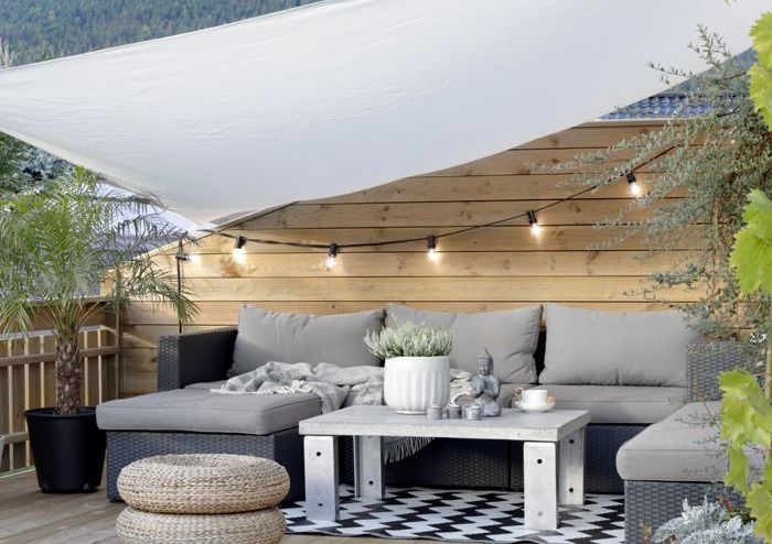 Cozy terrace tips