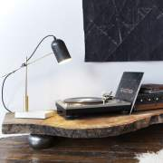 Castor Design lamps, furniture