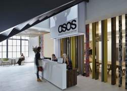 Asos headquarters in London