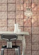 Wallpapers - tiles (Brooklyn Tins)