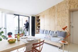 28 sq.m apartment in Milan