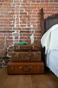 7 luggages ideas for home