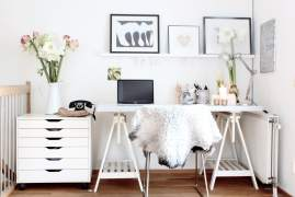 Home office for women