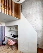 Mezzanine stairs ideas