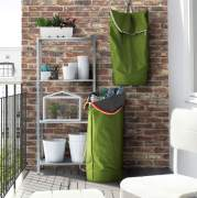Waste recycling storage at home