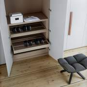 Wardrobe inside design ideas