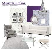 How to make your home glamorous?
