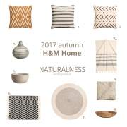2017 H&M Home autumn collection - naturalness is back!