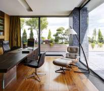 Eames Lounge Chair - forever trendy!