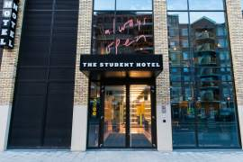 The Student Hotel interior tour and video!