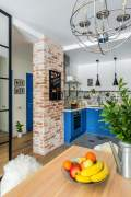 Colourful and cozy 77 sq.m apartment in Moscow