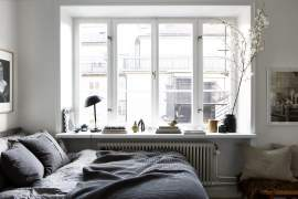 20 sq.m apartment in Stockholm - Scandinavian stylishness