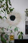 Juju Hats - feather wall art which conquers the world!