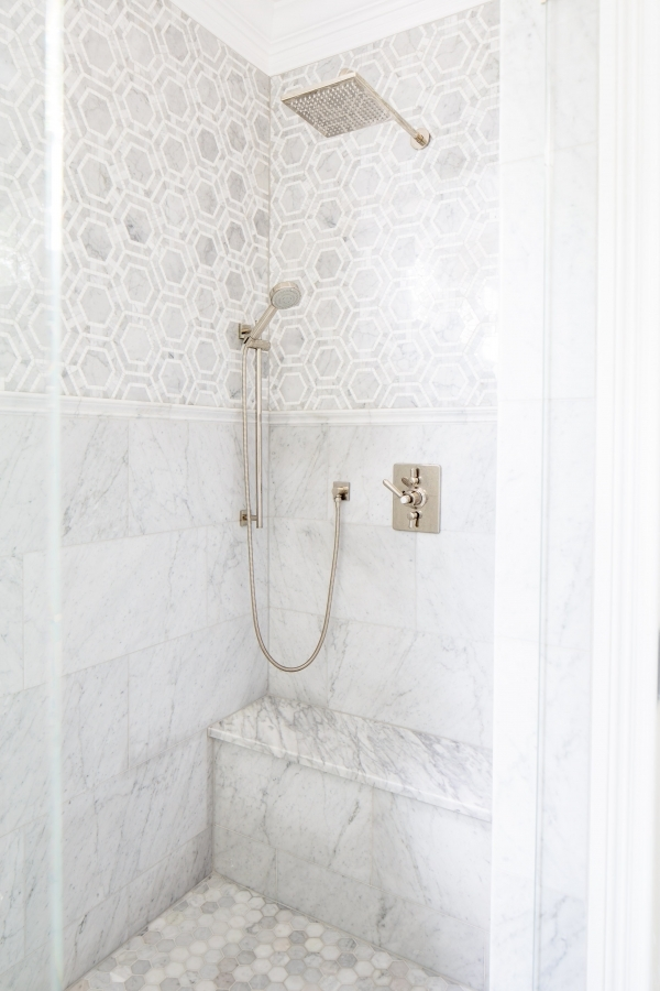 Big Square Bathroom Tiles