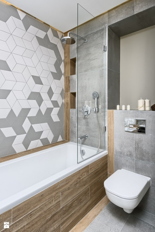 3 Tips How To Mix And Match Tiles In Bathroom Viskas