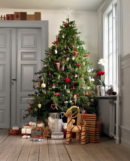 fir decorations