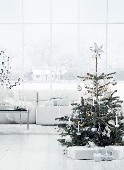 Kalėdos interjere