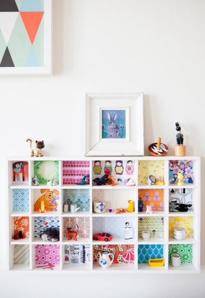 toys shelves