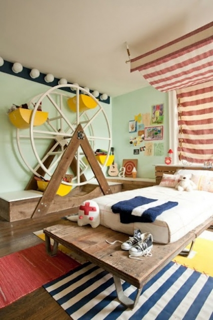 thematic children's room