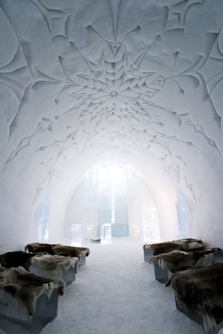 church of ice