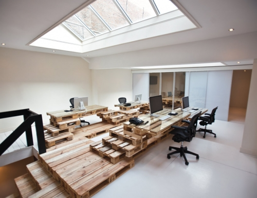 ideas for contemporary office