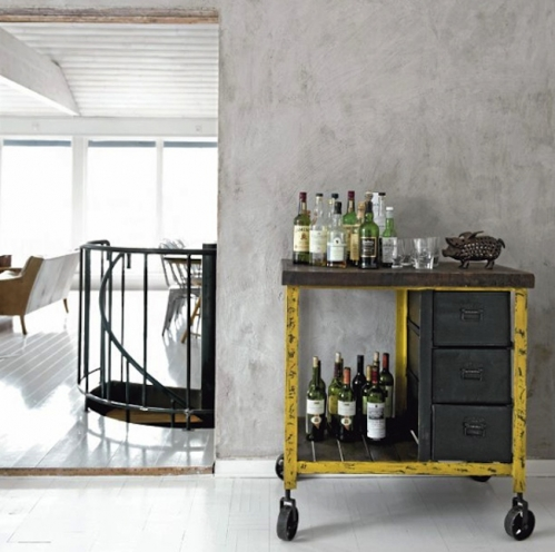 mini bar ideas