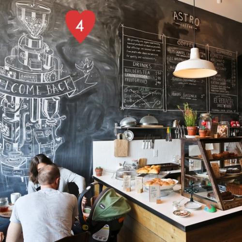 4. piešimo lenta kavinėje