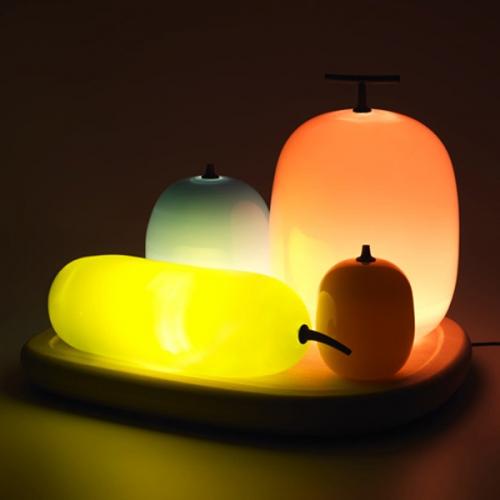 fruit shape lighting