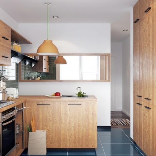 virtuves idejos