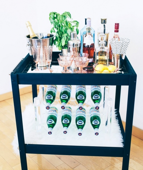 drinks cart ideas