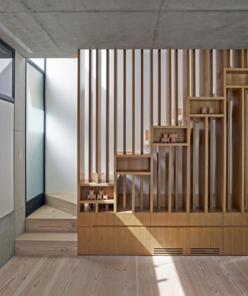 nestandartiniai laiptai