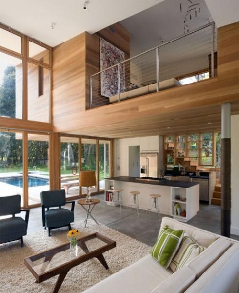 standard house interior