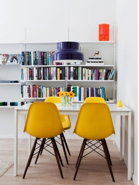 colors in interior