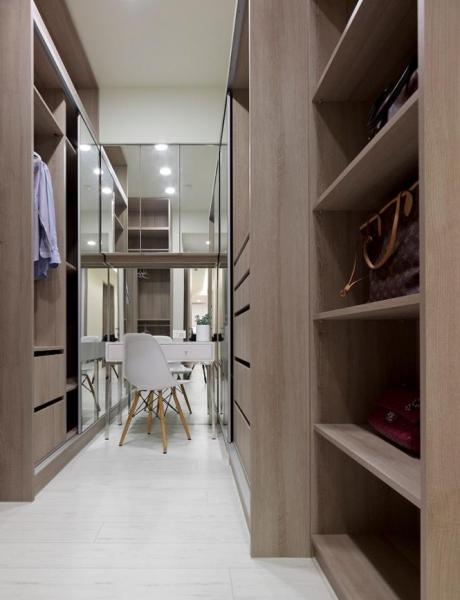 closet room interior