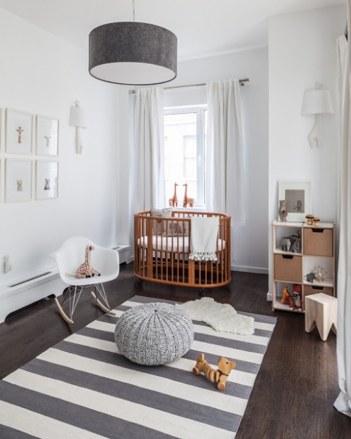 kūdikio kambario idėjos