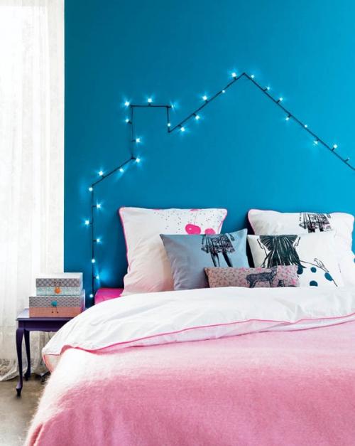 miegamojo idėjos