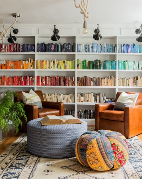 books by colors