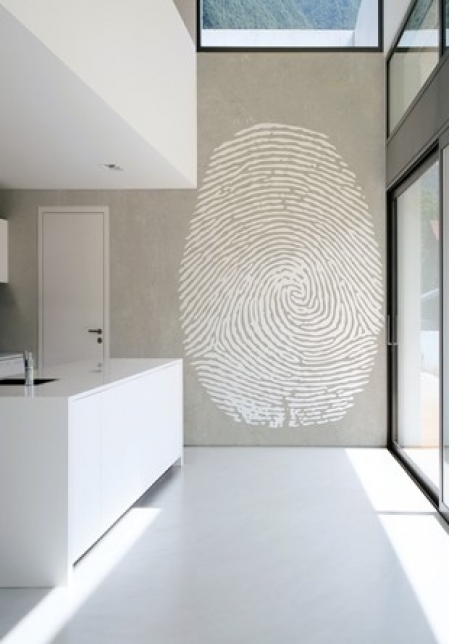 painting fingerprint