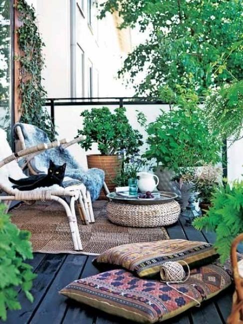 mini sodas balkone