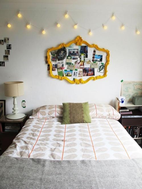 idėjos miegamajam