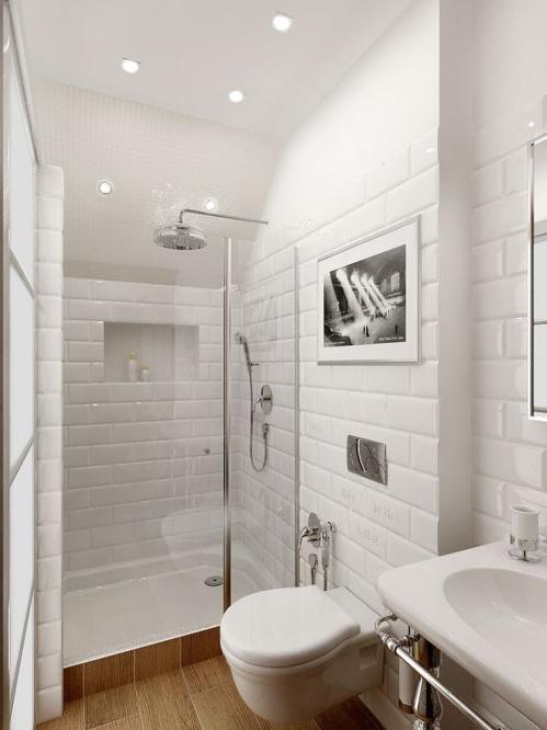 mažo vonios kambario idėjos