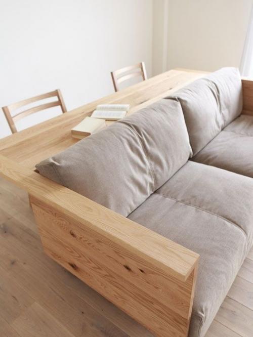 baldai mažoms erdvėms