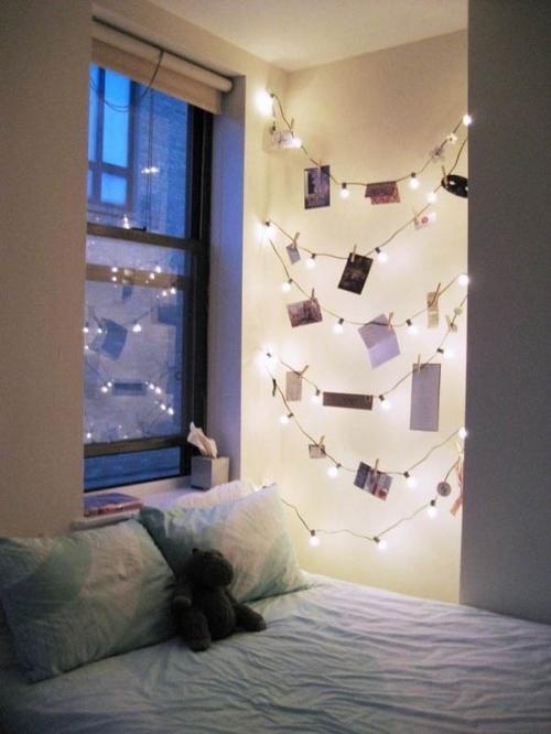 kambario dekoravimas